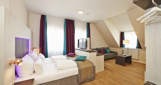Elch Boutique Comfort Double Bed Room