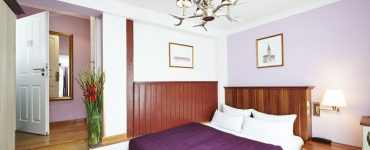Elch History Double Bed Room